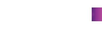 akross media logo in white